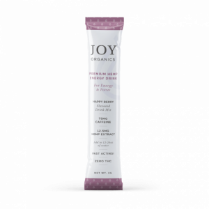 Joy Organics Hemp Energy Drink Mix