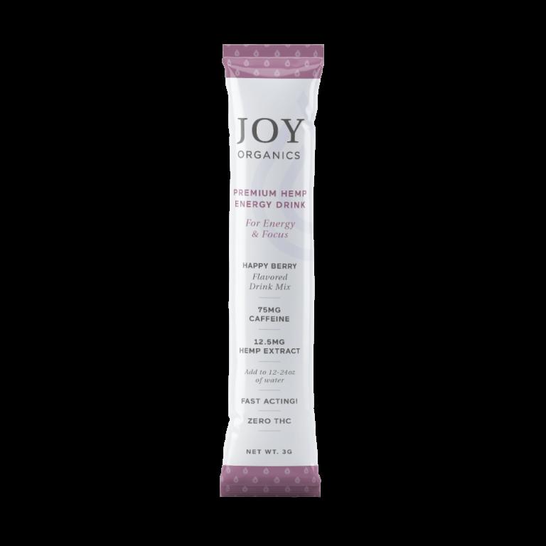 Joy Organics Hemp Energy Drink Mix