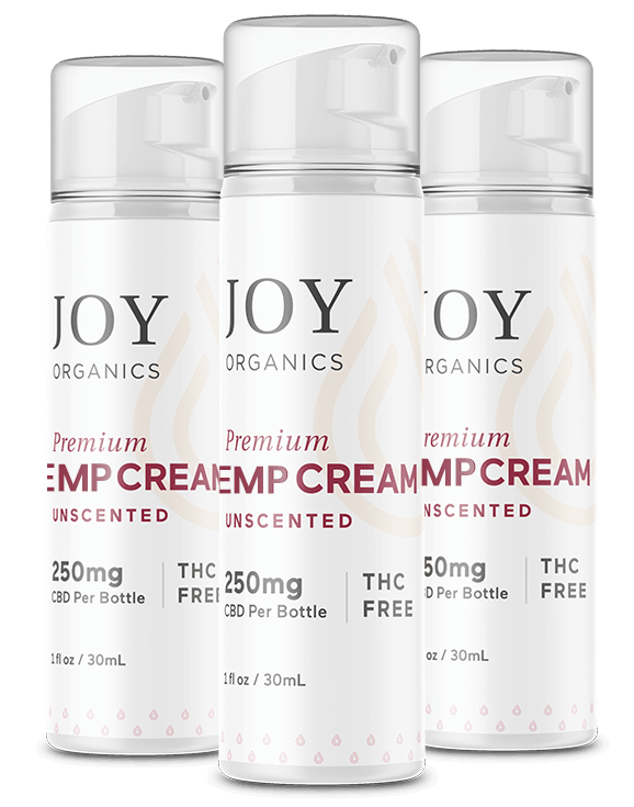 Joy Organics Hemp skin Cream