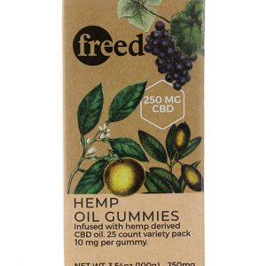 Freed CBD Gummies