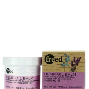 Freed Hemp oil Balm