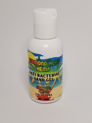 Hemp Based Hand Sanitizer